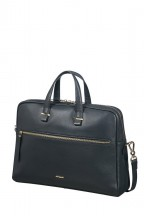 Samsonite Highline II Torba na laptopa granatowa