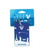 Roncato Accessories Identyfikator podróżny niebieski