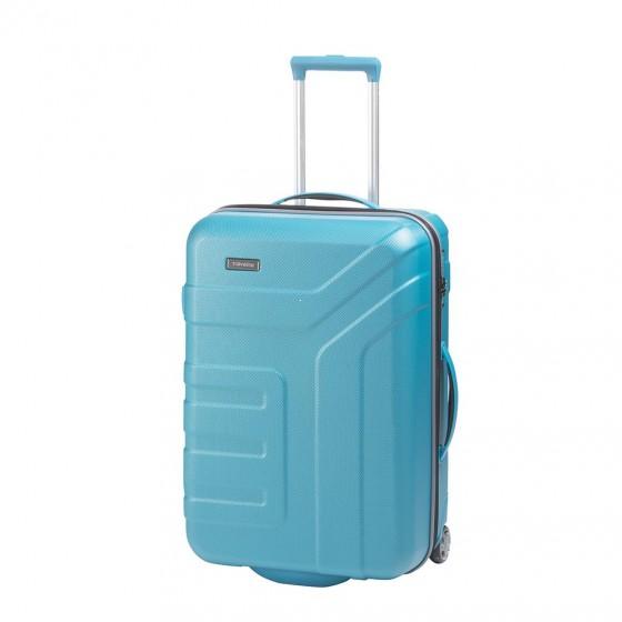 Travelite Vector walizka średnia turkusowa