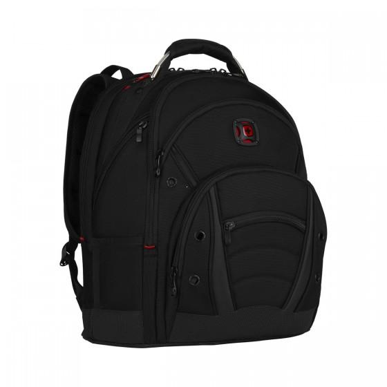 Wenger Plecak biznesowy Synergy Deluxe czarny