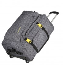 Travelite Basics Torba podróżna na kółkach, Plecak antracytowy