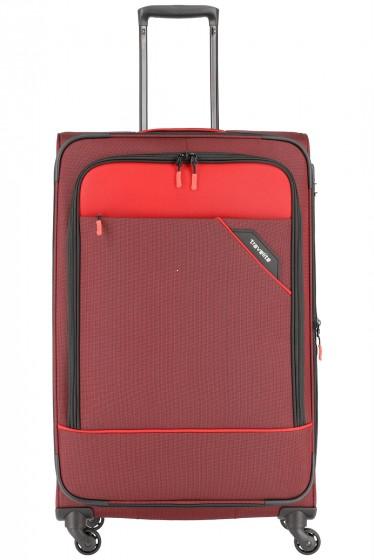 Travelite Derby Walizka duża czerwona