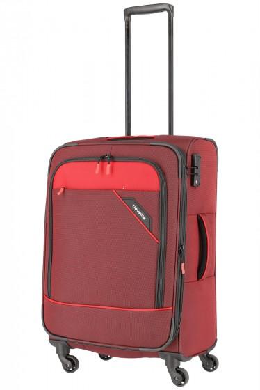 Travelite Derby Walizka średnia czerwona
