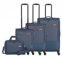 Travelite Arona Komplet Komplet 3 walizek granatowych