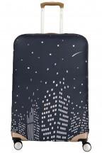 Travelite Pokrowiec zabezpieczający na walizkę średnią