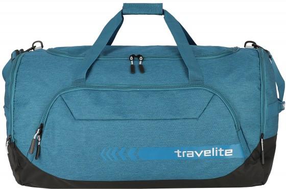 Travelite Kick Off Torba podróżna niebieska