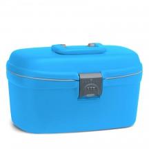 Roncato Beauty Kuferek podróżny kosmetyczka błękitny