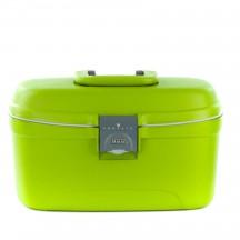 Roncato Beauty Kuferek podróżny kosmetyczka zielony
