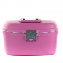 Roncato Beauty Kuferek podróżny kosmetyczka różowy