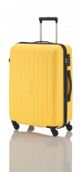 Travelite Uptown Walizka mała żółta
