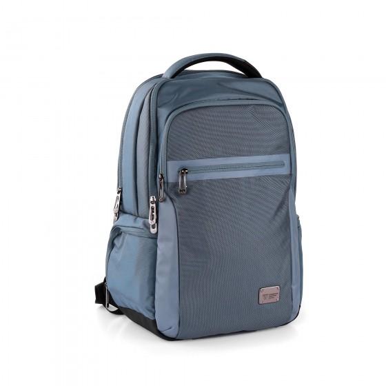 Roncato Desk Plecak biznesowy niebieski