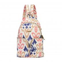 Pacsafe Stylesafe sling backpack Plecak damski kolorowy