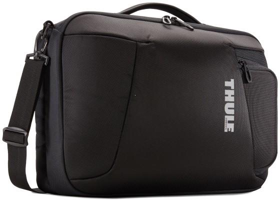 Thule Accent Torba na laptopa, plecak czarna