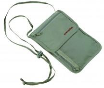 Travelite Accessories Sekretne etui na szyję RFID beżowe