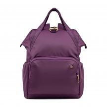 Pacsafe Citysafe CX backpack Torebka - Plecak damski fioletowy