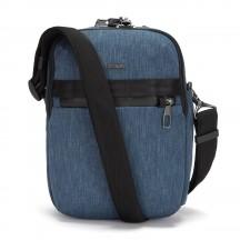 Pacsafe MetroSafe X Series Listonoszka niebieska