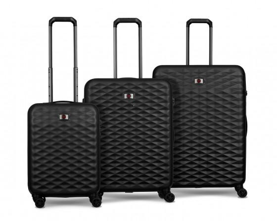 Wenger Lumen Komplet 3 walizek czarny