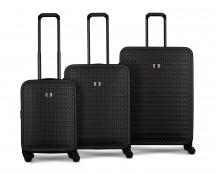 Wenger Matrix Komplet 3 walizek czarny