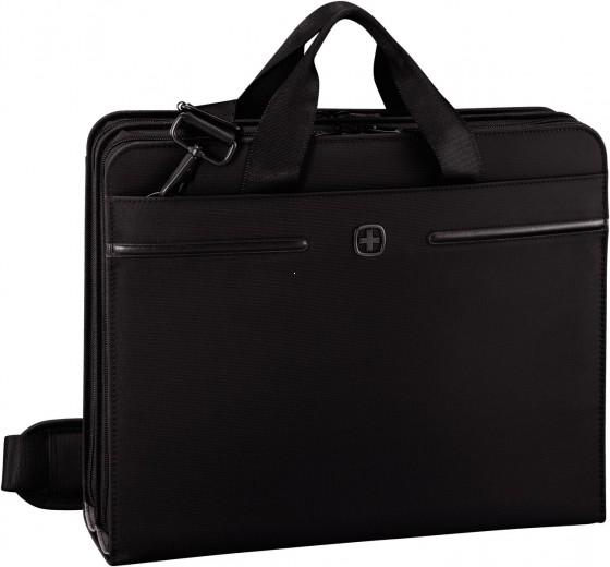 Wenger Organizer biurowy, torba na laptopa czarny
