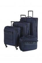 Travelite Kite Komplet 3 walizek granatowych