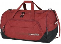 Travelite Kick Off Torba podróżna czerwona
