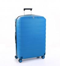 Roncato Box 4.0 Walizka duża błękitna