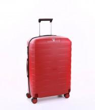 Roncato Box 4.0 Walizka średnia czerwona