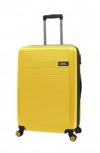 National Geographic Aerodrome Walizka duża żółta