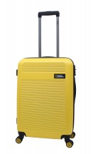 National Geographic Aerodrome Walizka średnia żółta