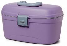 Roncato Beauty Kuferek podróżny kosmetyczka fioletowy