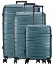 Travelite Air Base Zestaw 3 walizek niebieskich