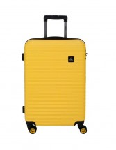 National Geographic Abroad Walizka średnia żółta