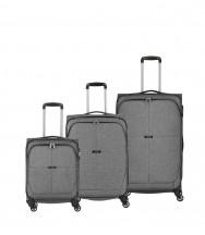 Travelite Nida Komplet 3 walizek antracytowych