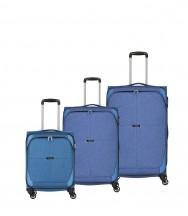 Travelite Nida Komplet 3 walizek niebieski