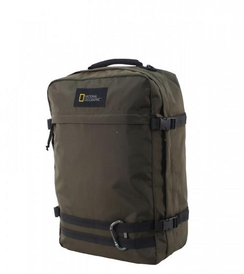 National Geographic Hybrid Torba podręczna, plecak khaki