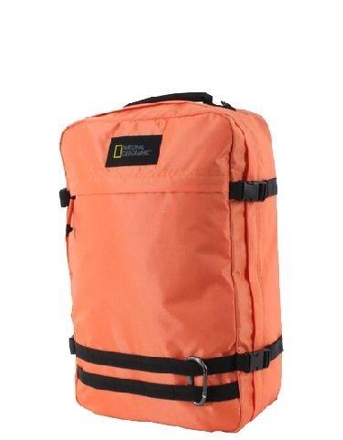 National Geographic Hybrid Torba podręczna, plecak pomarańczowy