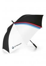 BMW MMotorsport Parasol 130 cm czarno-biały